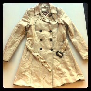 Jackets & Blazers - Fall/Spring Trench Coat